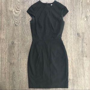 Super Cute Black Work Dress